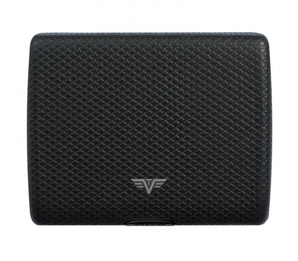 Tru Virtu Wallet Papers & Cards Carbon Black - 18.10.4.0004.08