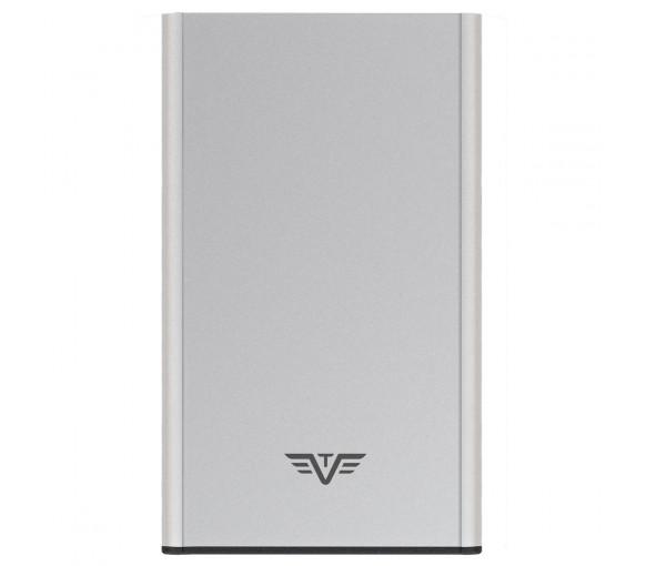 Tru Virtu Click & Slide Wallet Silver - 24.10.1.0001.01