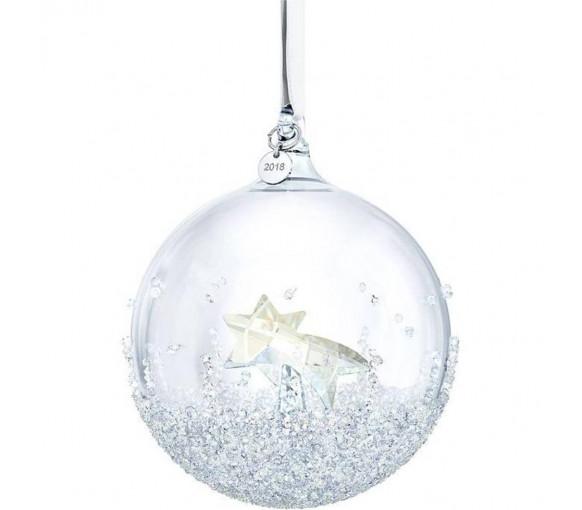 Swarovski Christmas Ball Ornament 2018 - 5377678