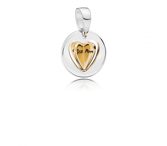 Pandora Shine Spinning Heart Charm - 767774