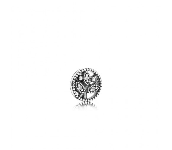 Pandora Medalion Family Heritage Petite Locket Elements - 792165CZ