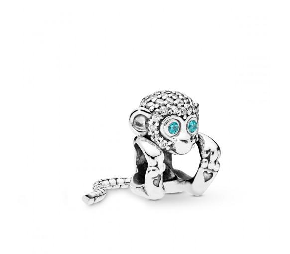 Pandora Monkey Charm - 798054CZ