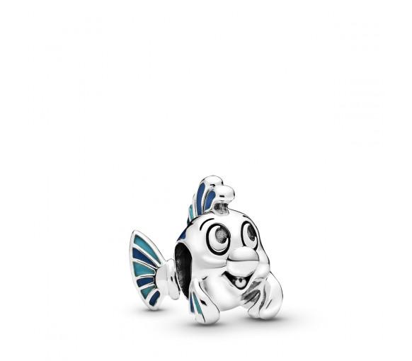 Pandora Disney Flounder Charm - 798230ENMX
