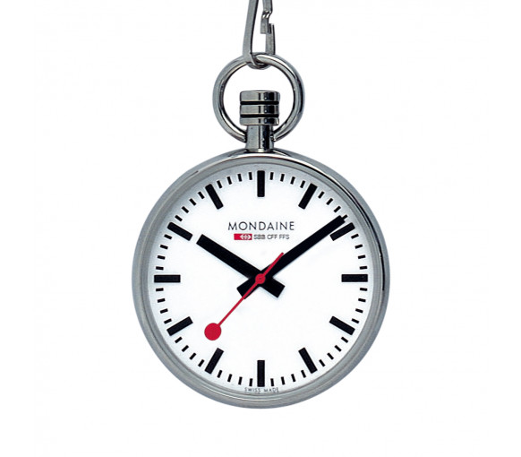 Mondaine Pocket Watch - A660.30316.11SBB