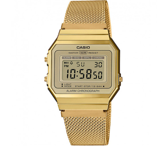 Casio Collection Vintage Iconic - A700WEMG-9AEF
