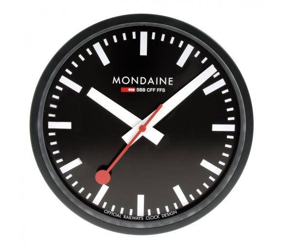 Mondaine Wall Clock 25 cm - A990.CLOCK.64SBB