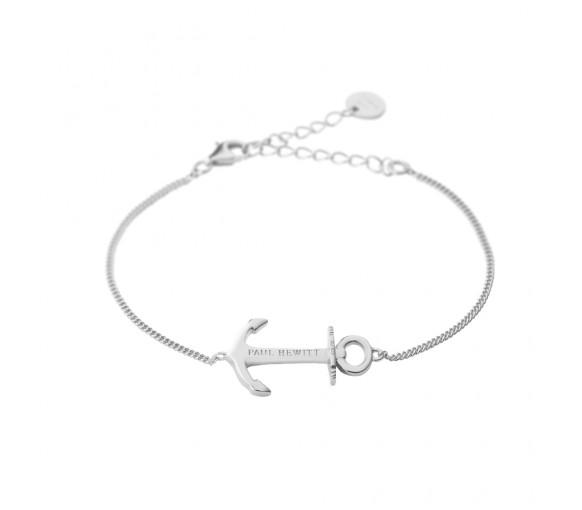 Paul Hewitt Bracelet Anchor Spirit Silver - PH-AB-S