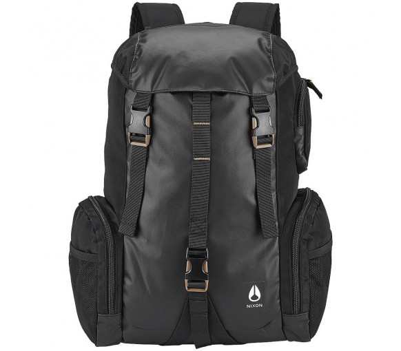 Nixon Waterlock Backpack III All Black Nylon - C2812-1148-00