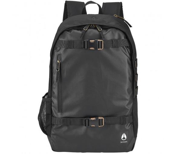 Nixon Smith Skatepack III All Black Nylon - C2815-1148-00