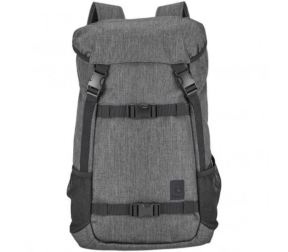 Nixon Landlock Backpack SE II Charcoal Heather - C2817-168-00