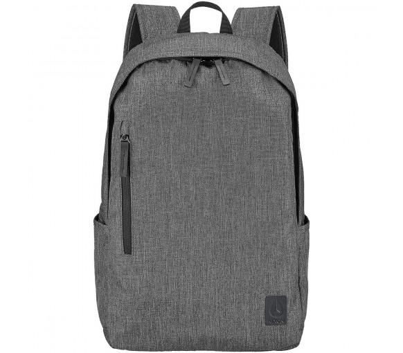 Nixon Smith Backpack SE II Charcoal Heather - C2820-168-00