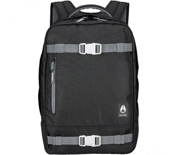 Nixon Del Mar Backpack II Black White - C2826-005-00