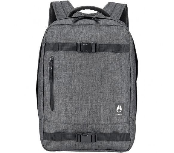 Nixon Del Mar Backpack II Charcoal Heather - C2826-168-00