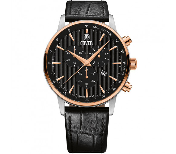 Cover Co185 Neville Gent Chronograph - CO185.08