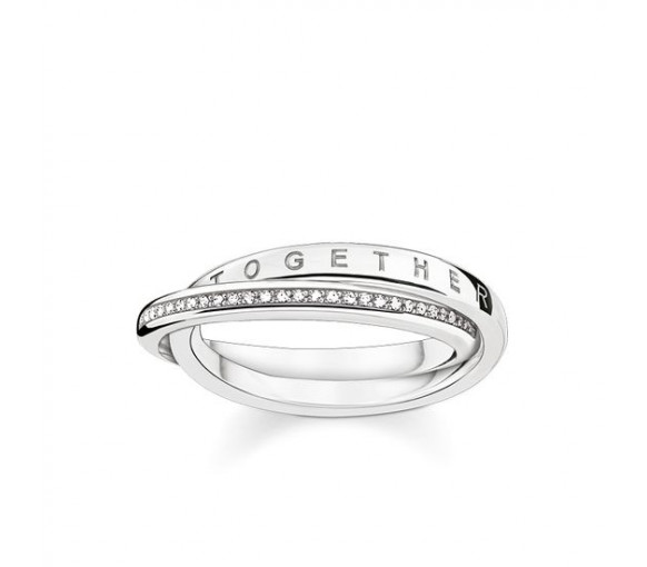 Thomas Sabo Ring Together Forever - D_TR0018-725-14