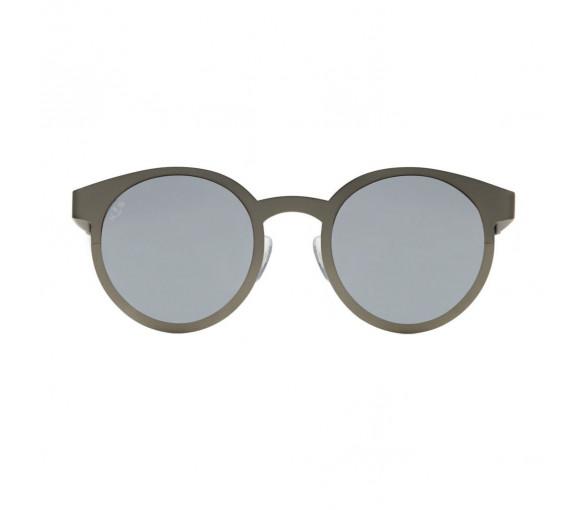 Kapten & Son Hamburg Silver Grey Mirrored - DR99S0800A12B