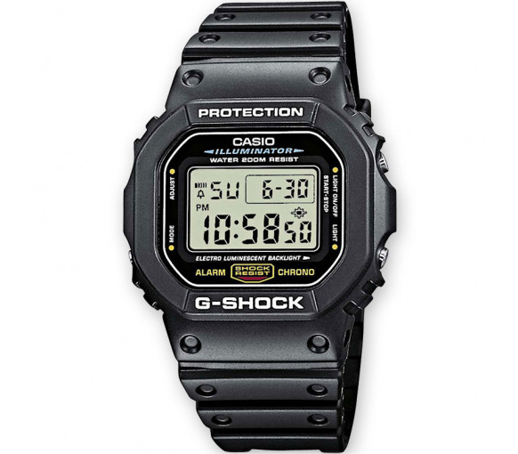 Casio G-Shock - DW-5600E-1VER
