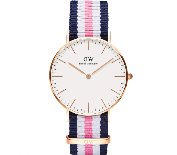 Daniel Wellington Classic Southampton Rose Gold (36 mm) - DW00100034