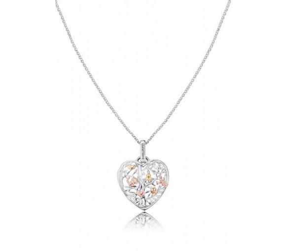 Engelsrufer Lebensbaum Herz Halskette - ERN-HEARTTREE-TRICO