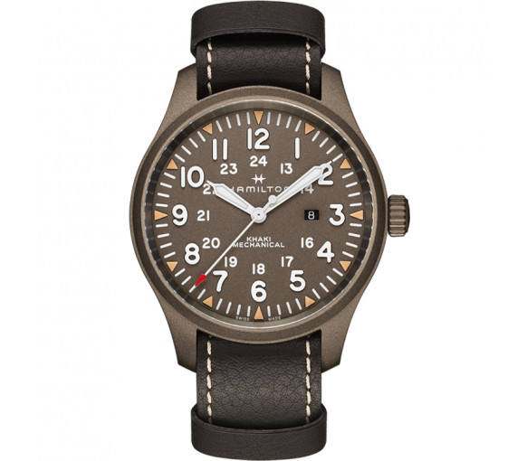 Hamilton Khaki Field Mechanical Limited Edition - H69829560