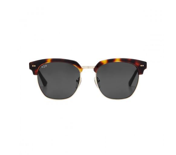 Kapten & Son Havana Gloss Light Tortoise Black Glass - KS06-LTG-BKG