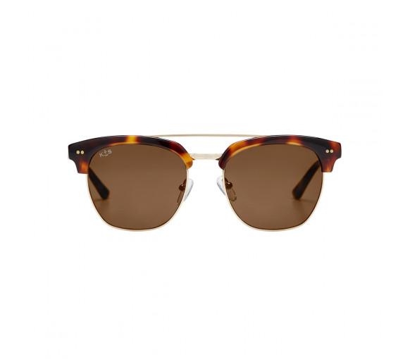 Kapten & Son Havana+ Gloss Light Tortoise Gradient Brown Glass - KS12-LTG-GBG