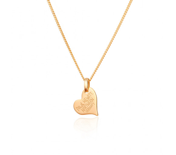 Paul Hewitt Necklace North Love 18K Plated Gold - PH-HN-G