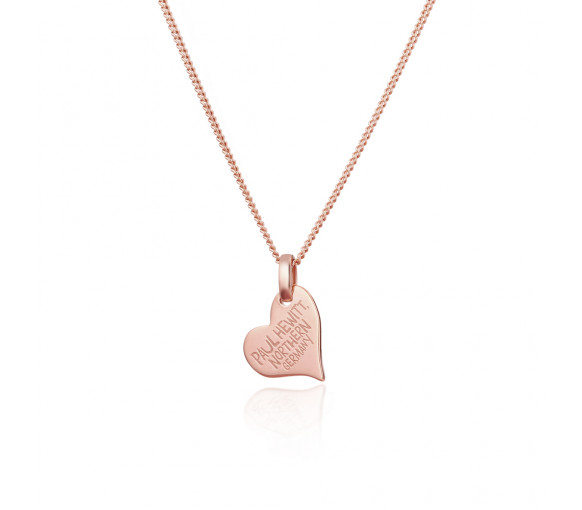 Paul Hewitt Necklace North Love 18K Plated Rose Gold - PH-HN-R