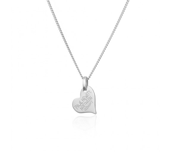 Paul Hewitt Necklace North Love Silver - PH-HN-S