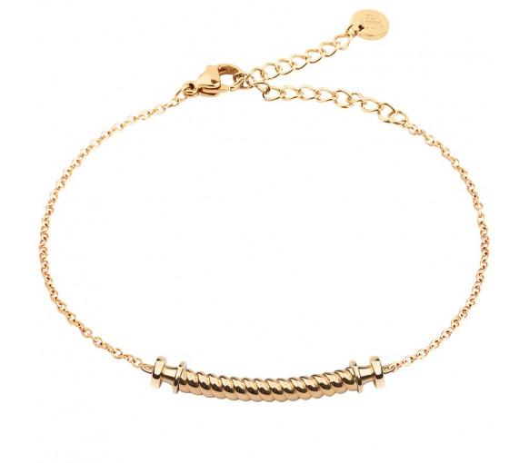 Paul Hewitt Armband Portside Gold - PH-B-RB-G