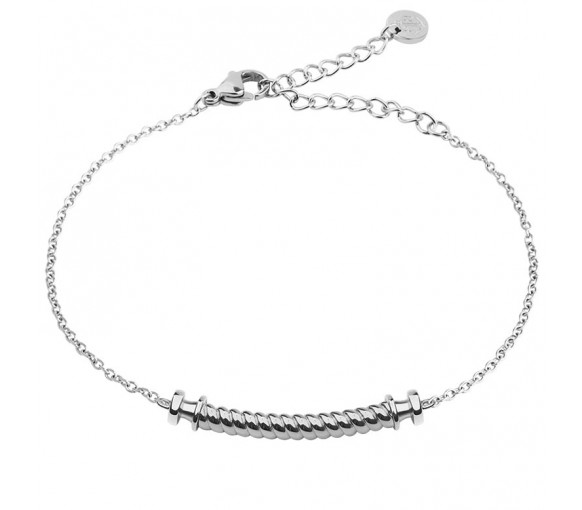 Paul Hewitt Armband Portside Silver - PH-B-RB-S