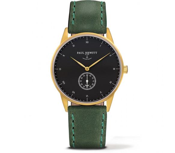 Paul Hewitt Signature Line Black Sea Gold Green - PH-M1-G-B-12