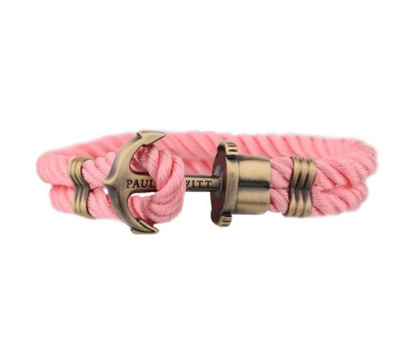 Paul Hewitt Anchor Bracelet Phrep Brass Pink - PH-PH-N-P