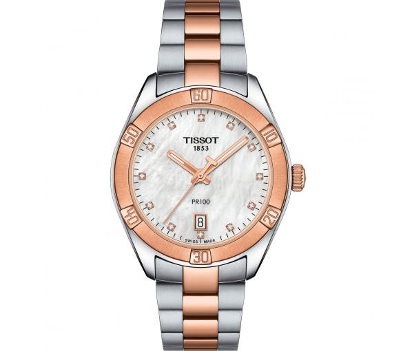 Tissot T-Classic PR 100 Sport Chic Lady - T101.910.22.116.00