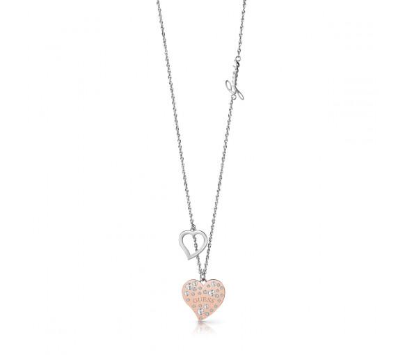 Guess Heart Warming Halskette - UBN78067