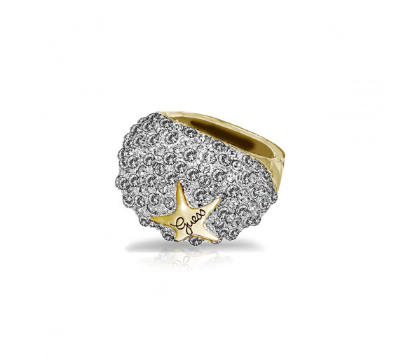 Guess Starfish Ring - UBR78002