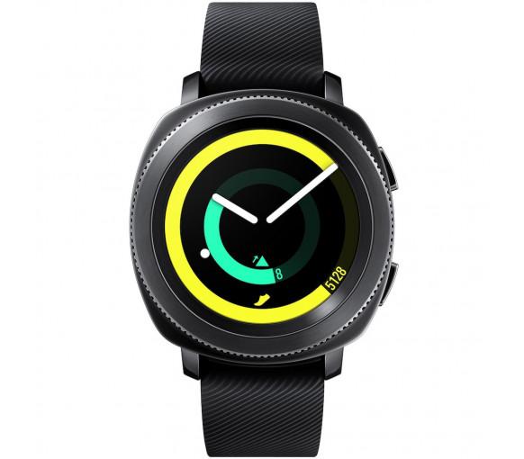 Samsung Gear Sport Smartwatch - SM-R600NZKABTU