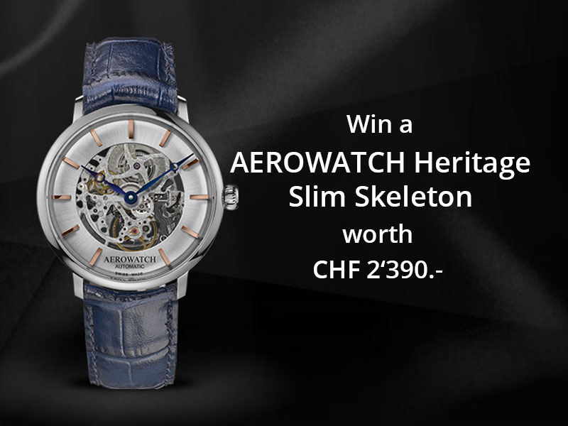 aerowatch contest