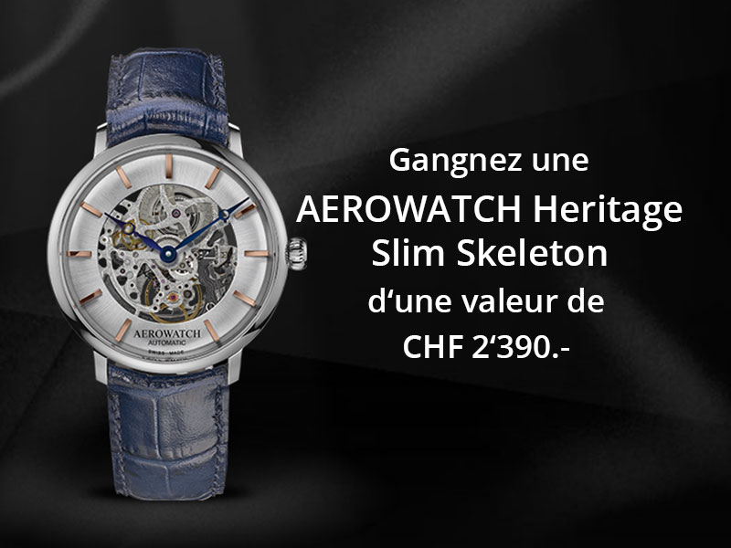 grand concours aerowatch