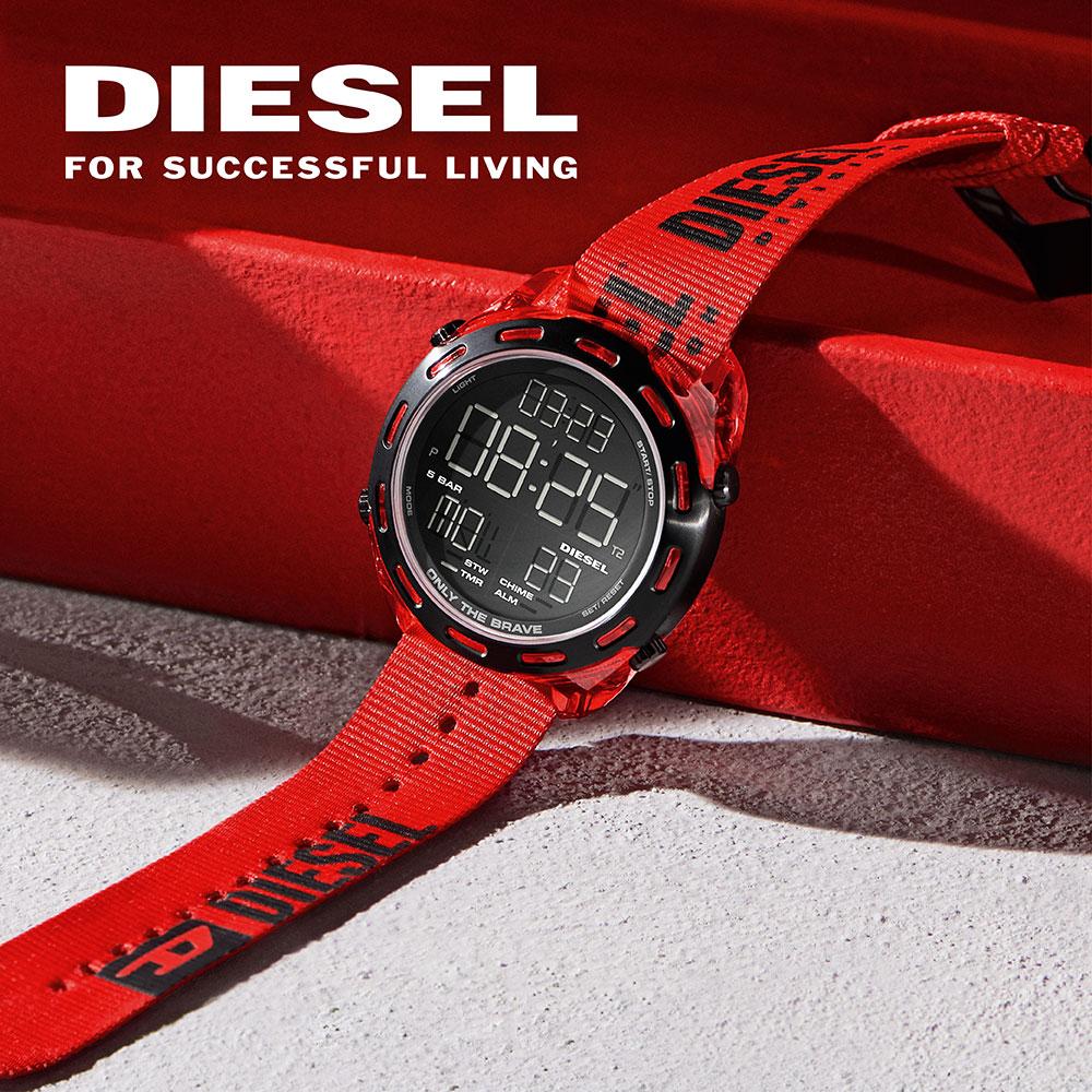 montres diesel hommes