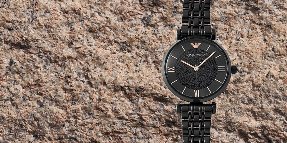 emporio armani women's watches