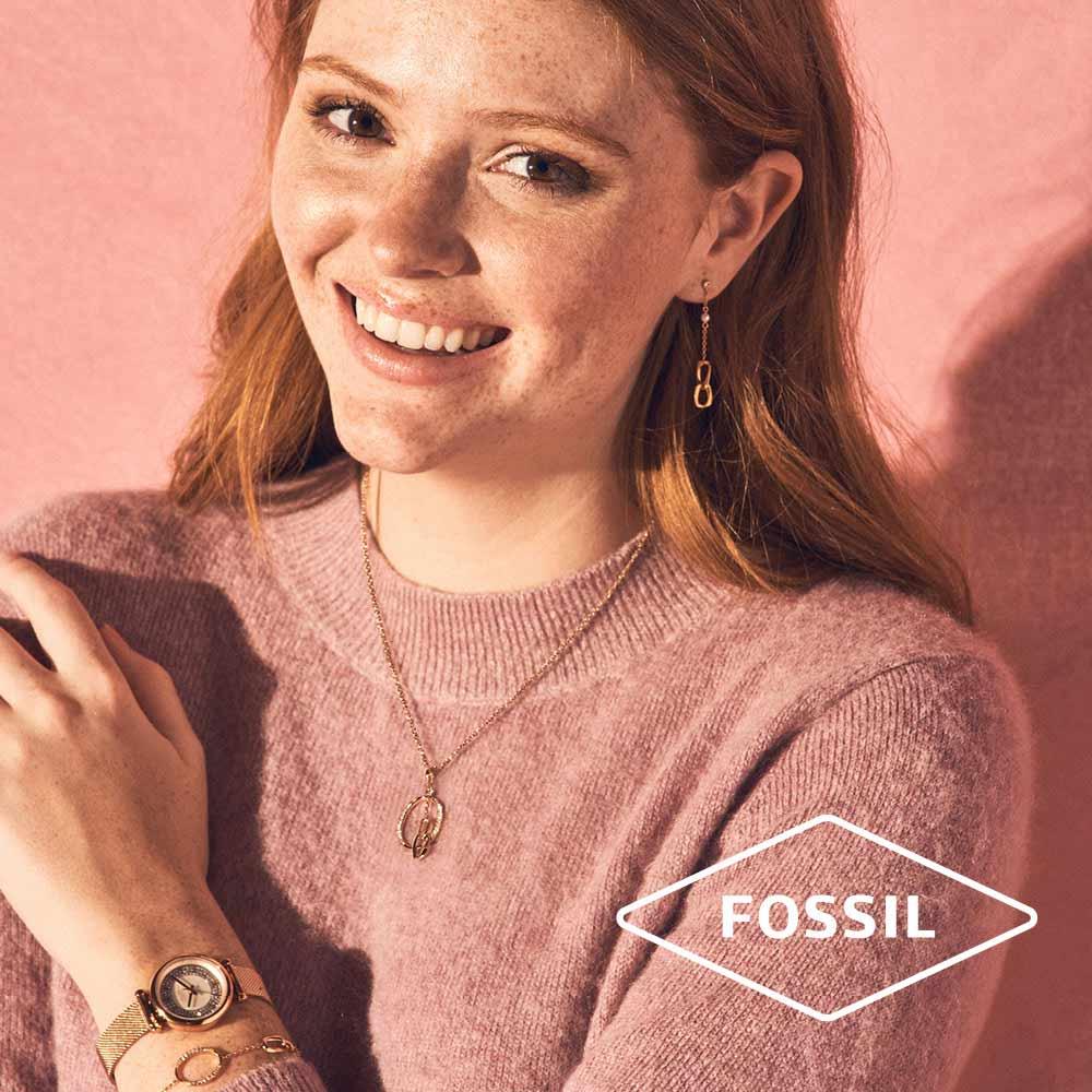fossil women's jewellery