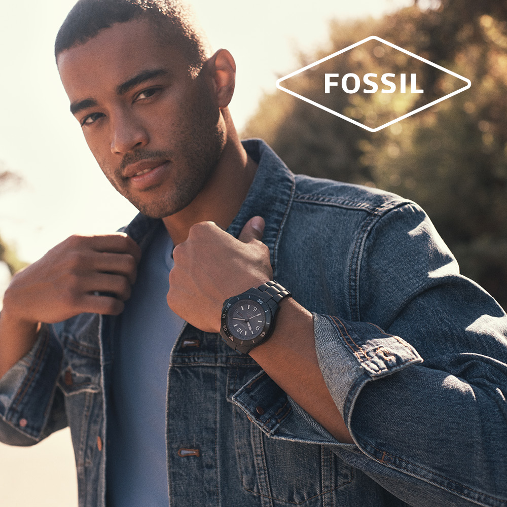 montres fossil hommes