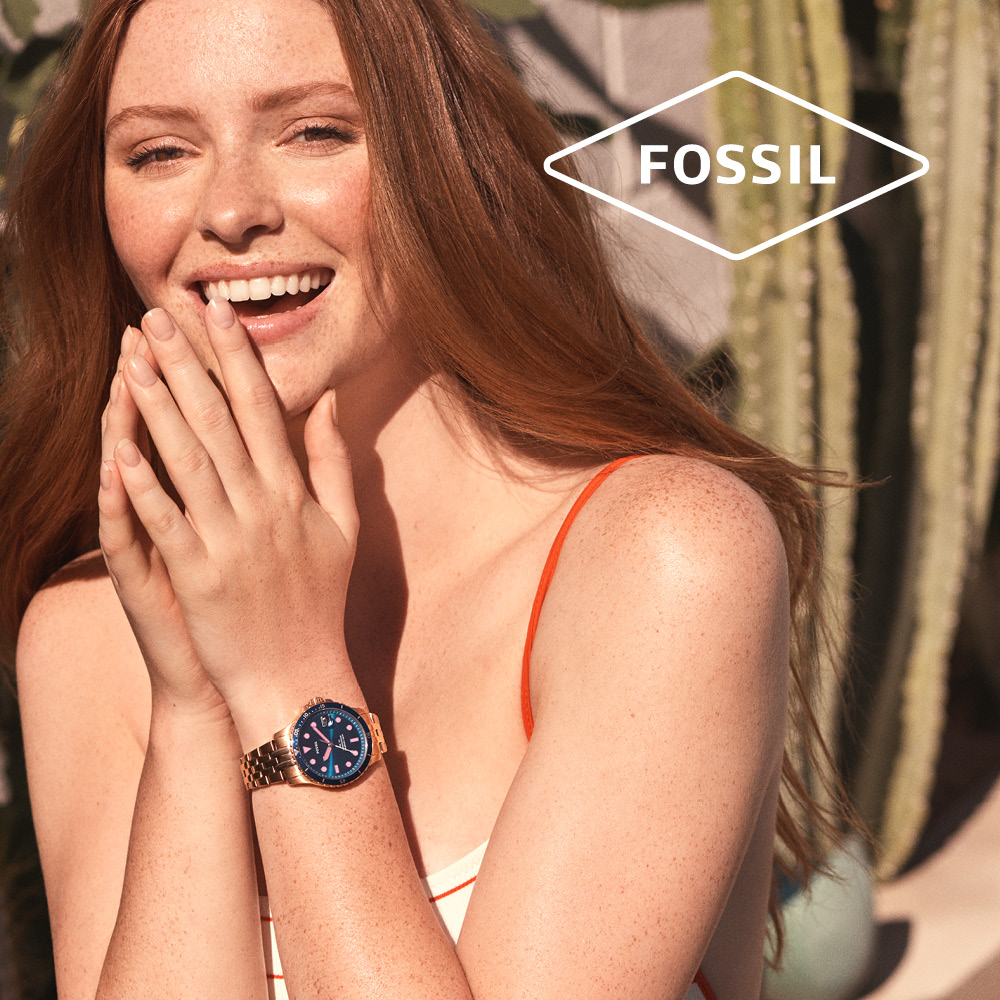 montres fossil femmes