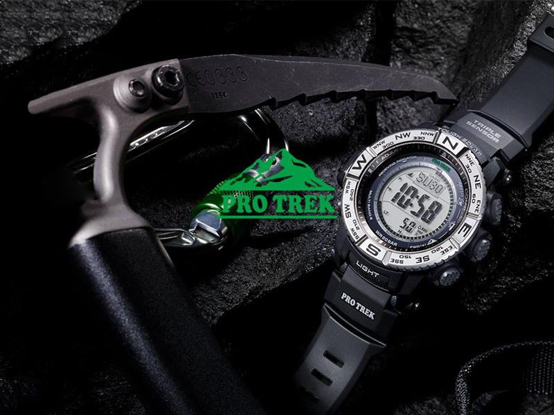 pro trek watches