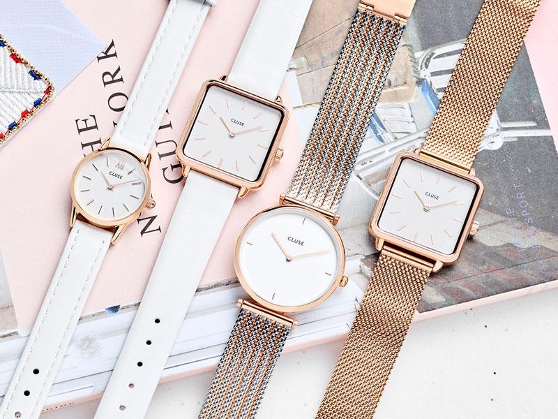 bracelets de montres cluse