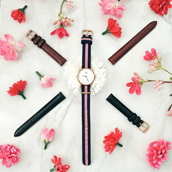 Estremamente Daniel Wellington - Helen Kirchhofer VE17