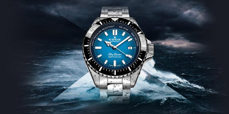 edox women's watches