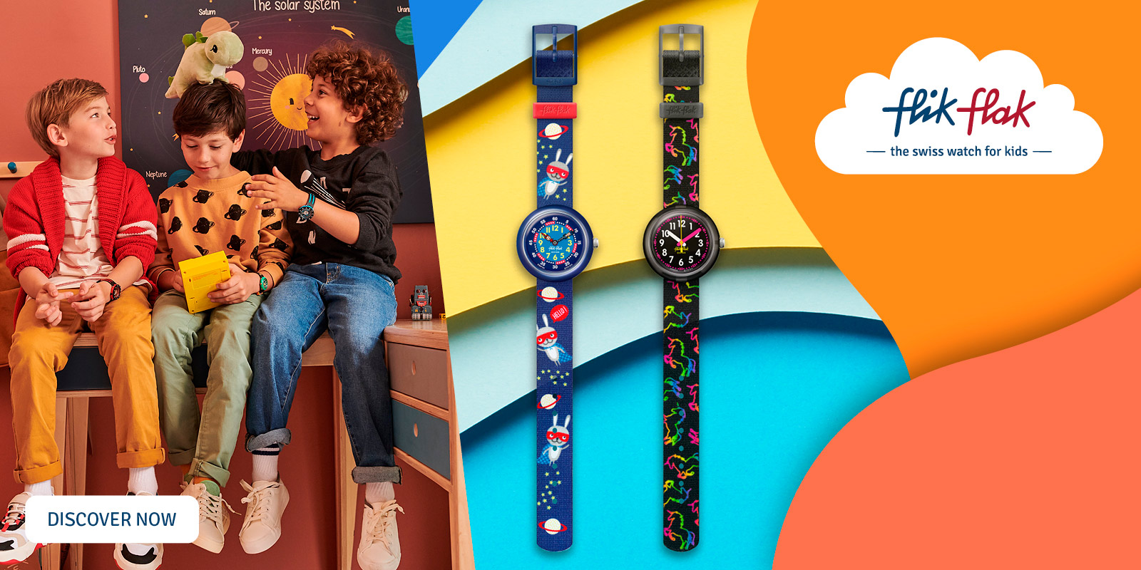 flik flak children's watches