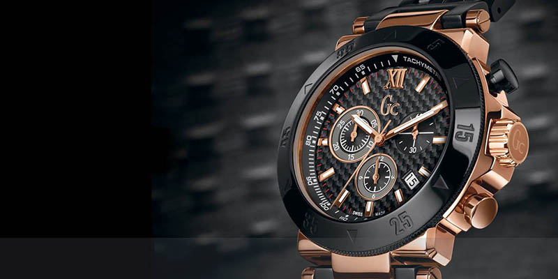 montres guess collection hommes
